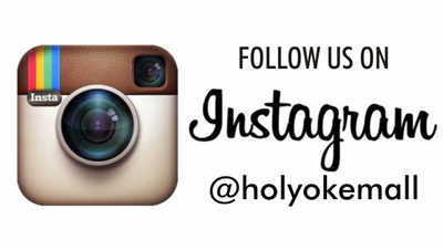 Holyoke mall the dominant shopping center of holyoke ma for Follow us on instagram template