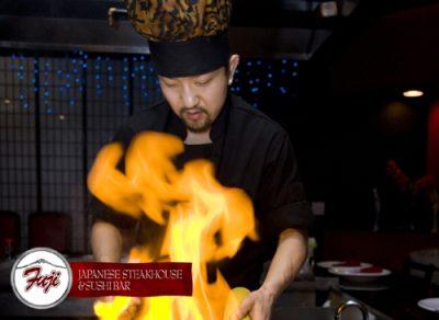 Fuji Japanese Steakhouse is opening soon!
