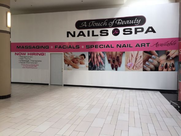 A Touch of Beauty will be Opening Soon! - Holyoke Mall