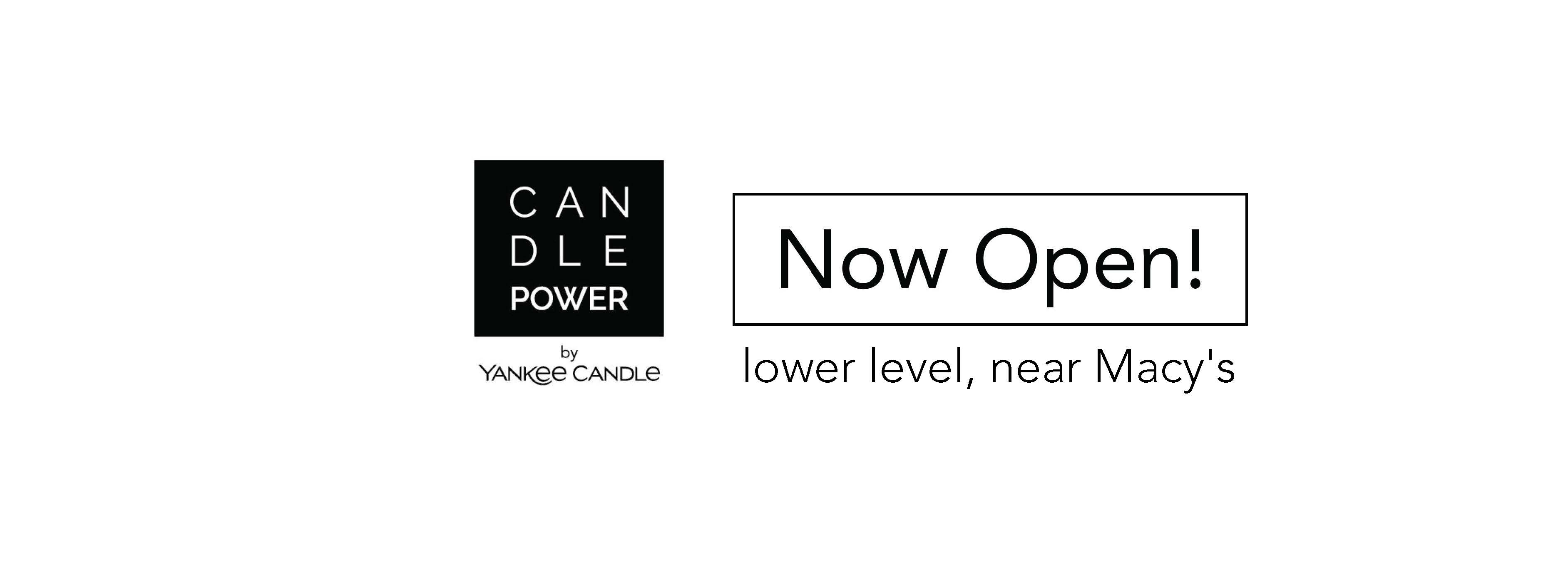 Candle Power Banner - Smaller Version