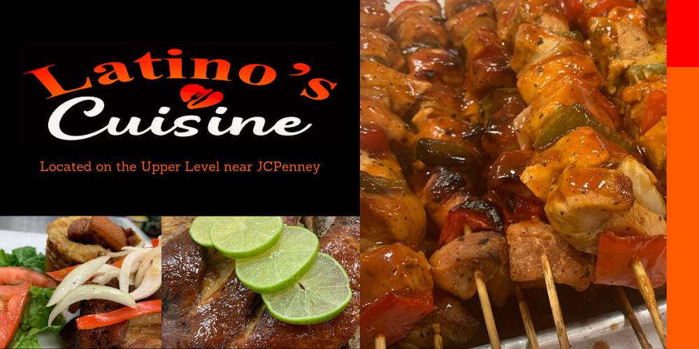 Latnios Cuisine Web Banner Ad