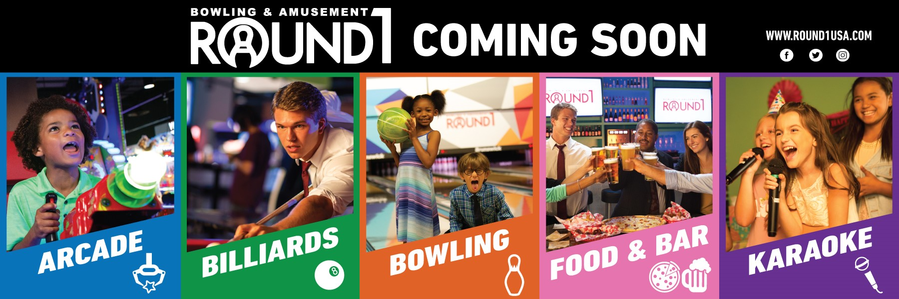 Round 1 Coming to Holyoke Mall