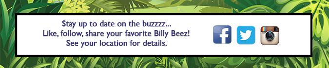 Billy Beez -social media