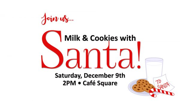 Milk Cookies With Santa Holyoke Mall