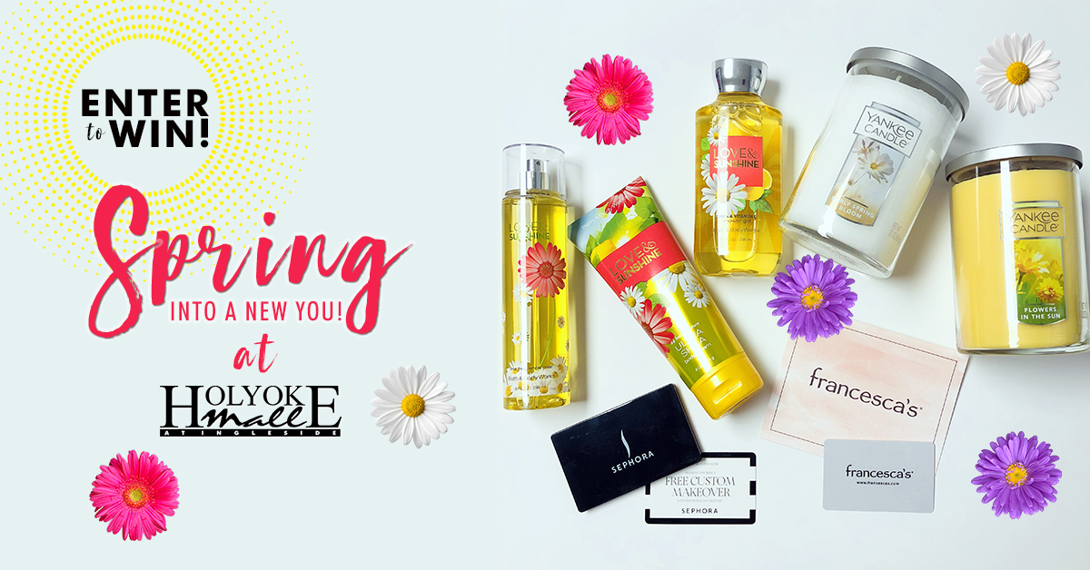 Spring into a new you contest 2