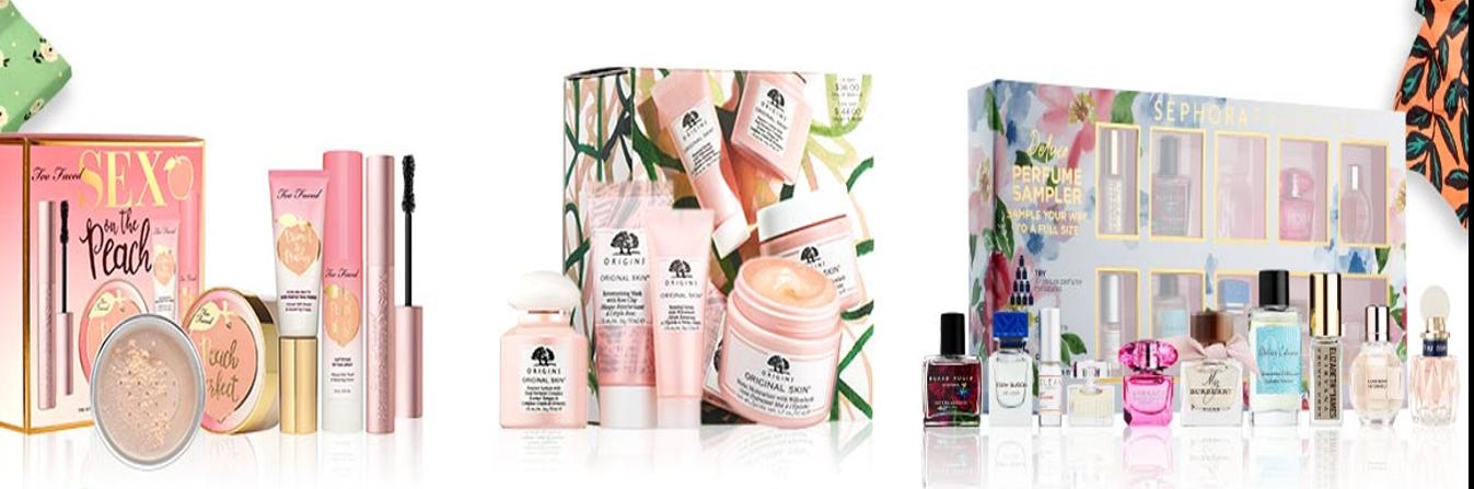 Sephora Make up gift Sets