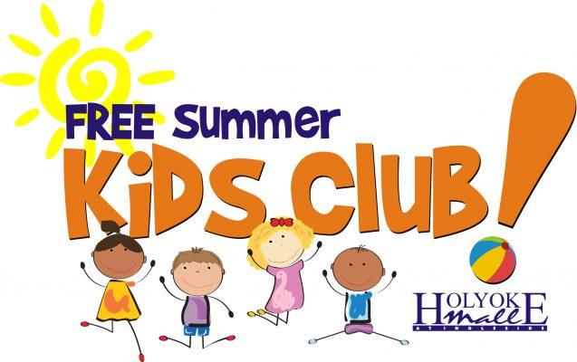 Holyoke Mall Summer Kids Club Registration 2018 Holyoke Mall