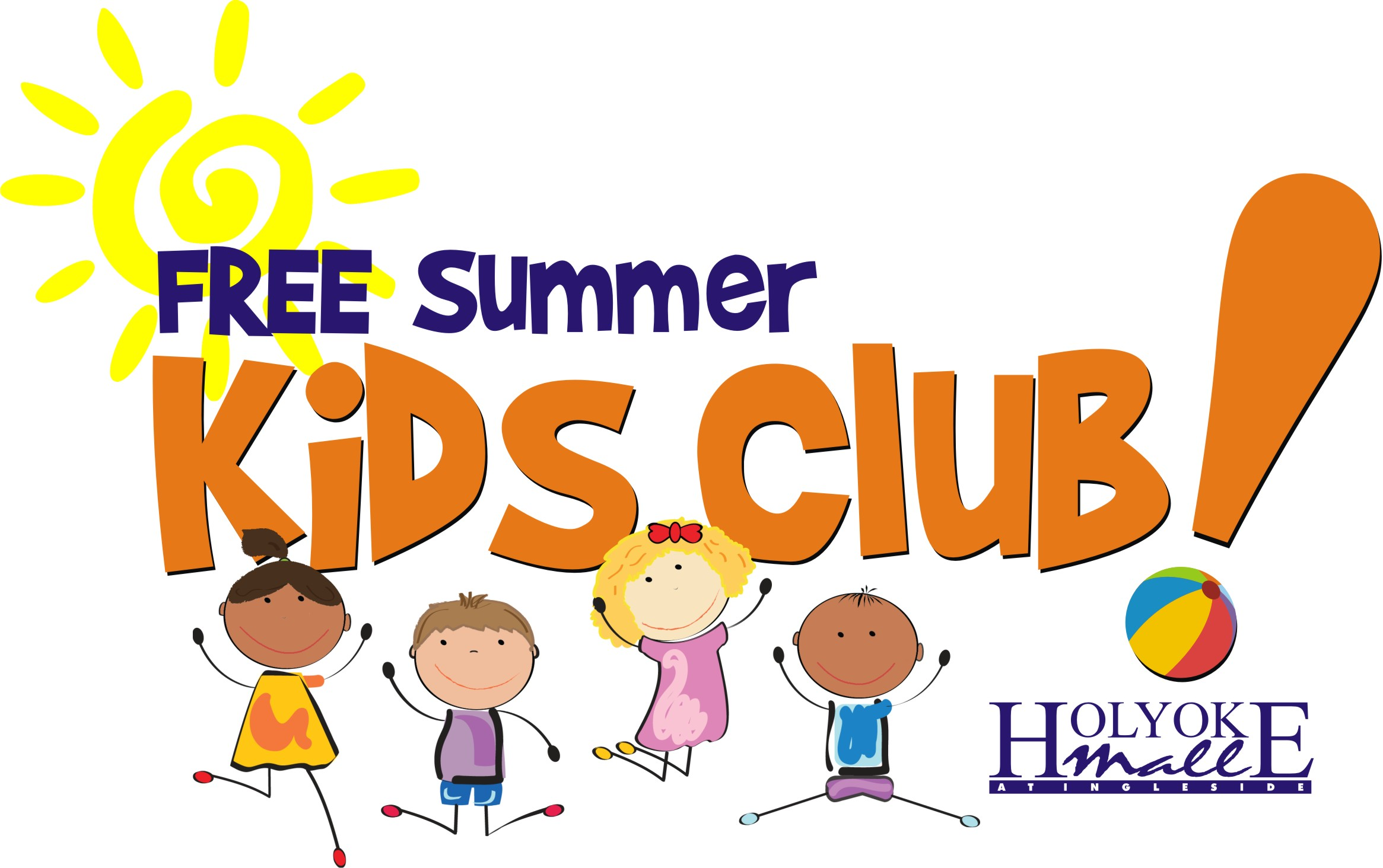 Kids Club Logo for Ads and Signage