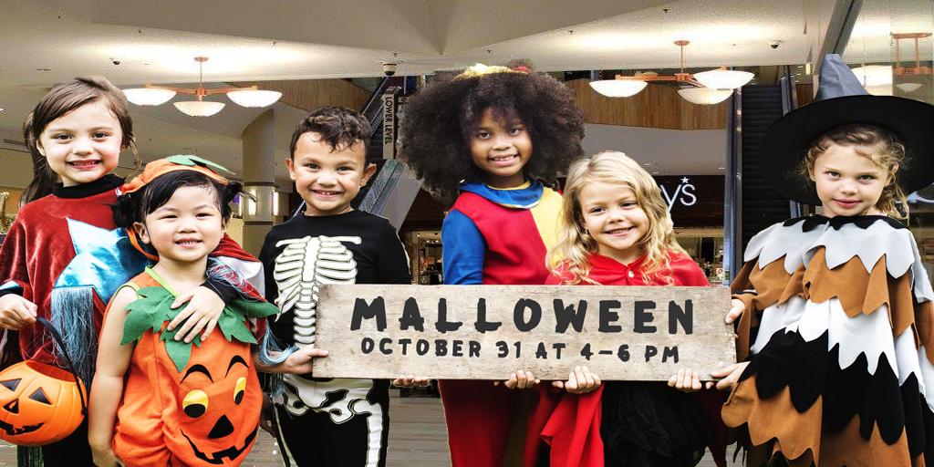 Halloween Malloween Holyoke Mall