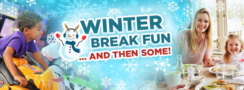 Winter Break at Holyoke Mall