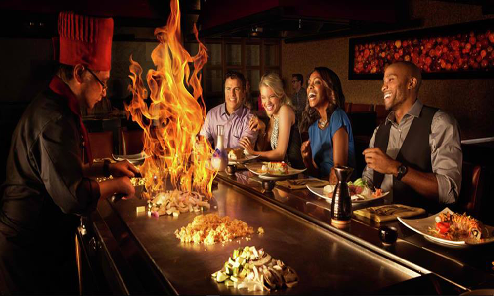 Sumo Japanese Steakhouse at Holyoke Mall