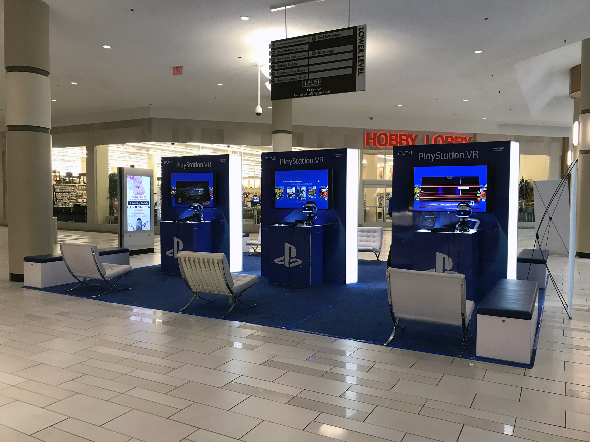 Playstation Vr Tour Live At Holyoke Mall Holyoke Mall