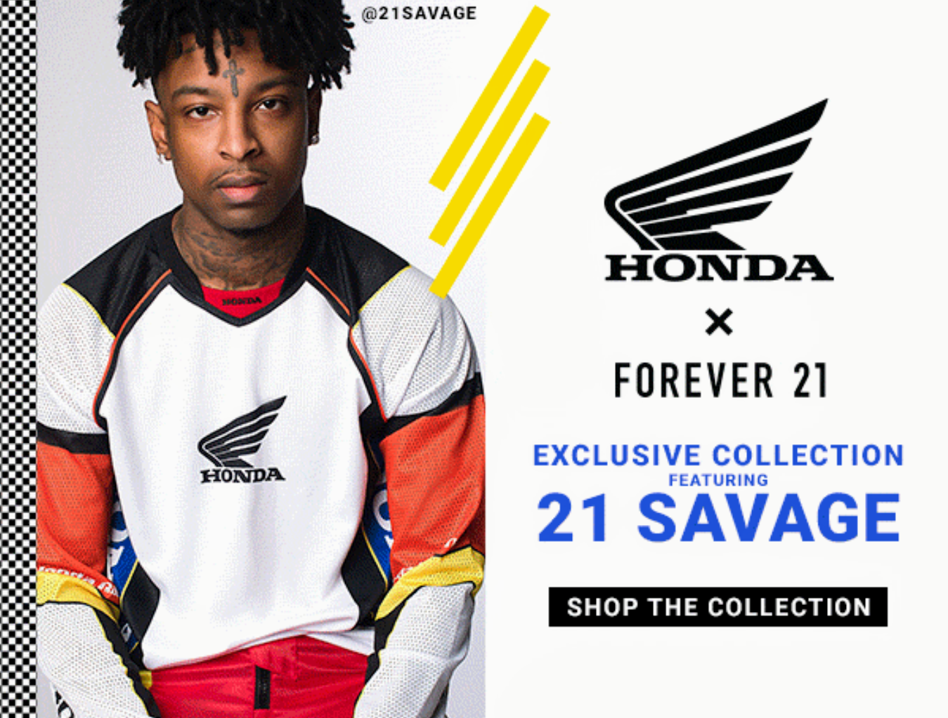 Exclusive Honda Collection Feat 21 Savage Holyoke Mall