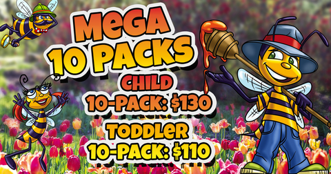 Billy Beez Spring Mega 10 Packs