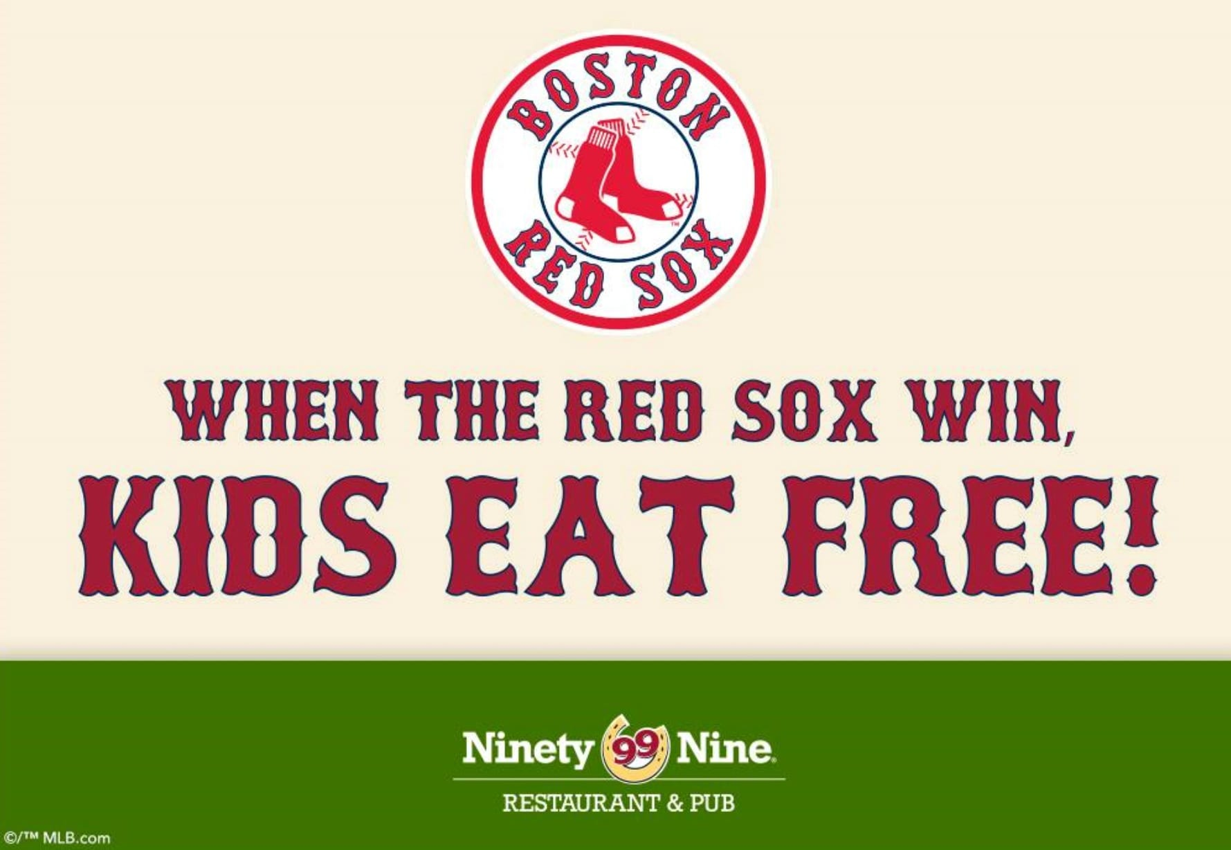 99 Red Sox Promo 2016