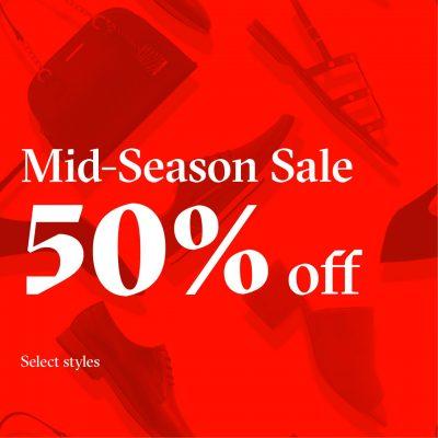 Mid-Season Sale at Aldo! - Holyoke Mall