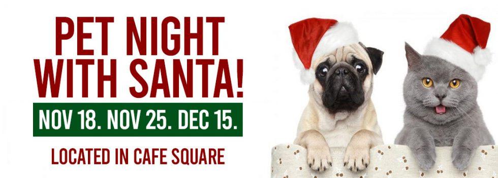 Pet Night with Santa 2019
