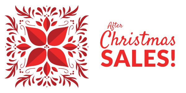 After Christmas Sales