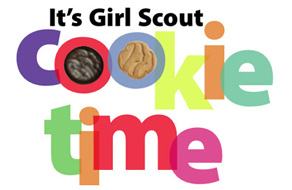 Girl Scout Cookies Sale