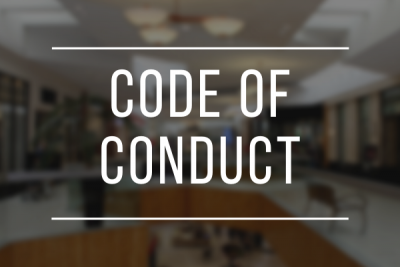 Behavior Code of Conduct Image