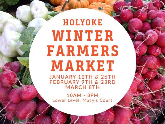 Winter Farmers Market Image January March