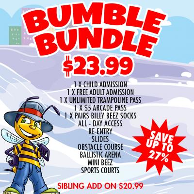 bumble bundle holy winter