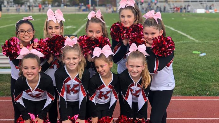 Longmeadow Knights Cheerleaders FB Event Image