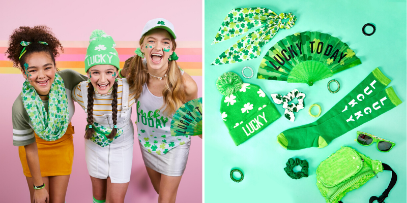 Claires St Patricks Day Accessories