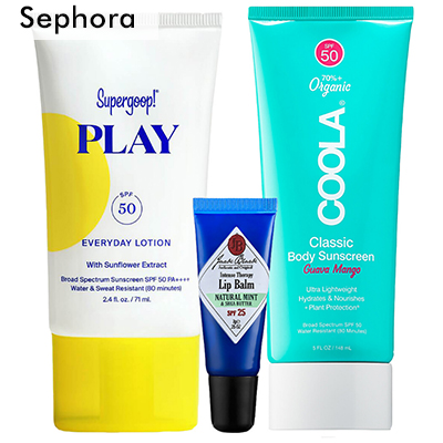 Sephora Sunscreen