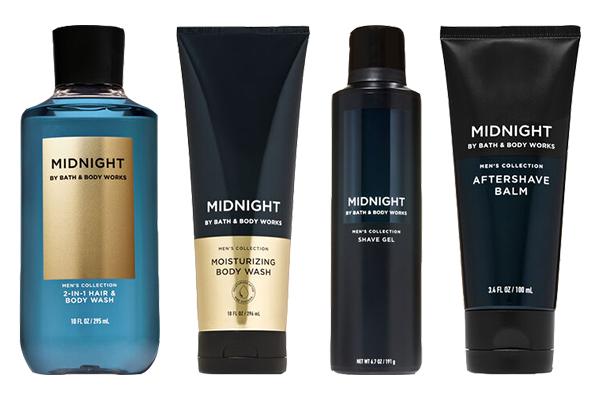 BBW Midnight Collection