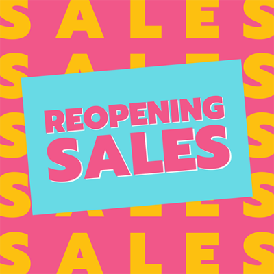 Revised Reopening Sales Image