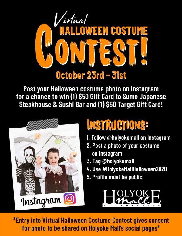 Halloween Costume Contest Artwork for Web