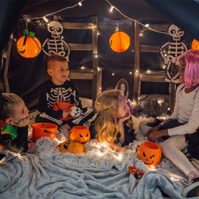 How to Make Halloween Fun and Safe Image