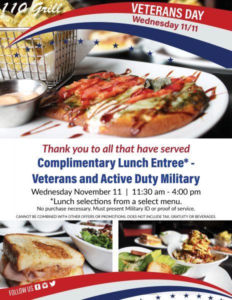 110Grill VeteransDay2020