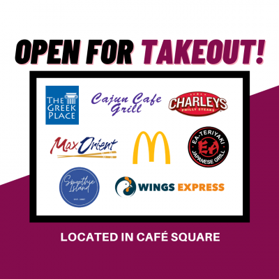 FC Open for Takeout