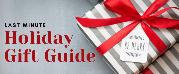 Holiday Gift Guide 600 x 250