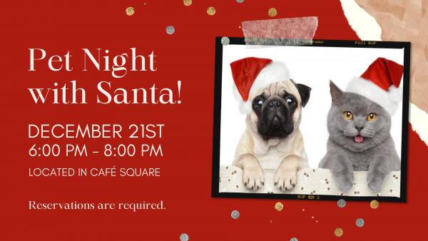 Pet Night with Santa 1
