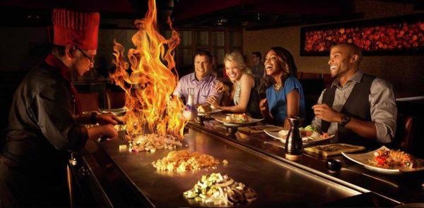 Sumo Table