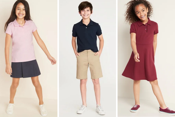 Old Navy Collage