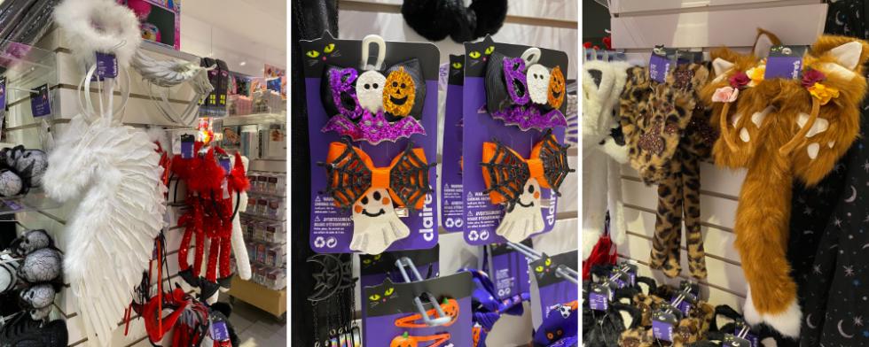 Claires Halloween Accessories