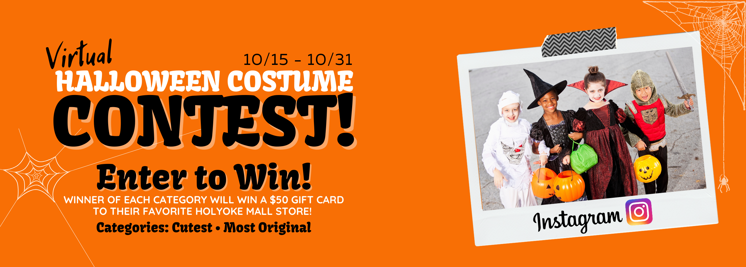 Costume Contest Blog Header