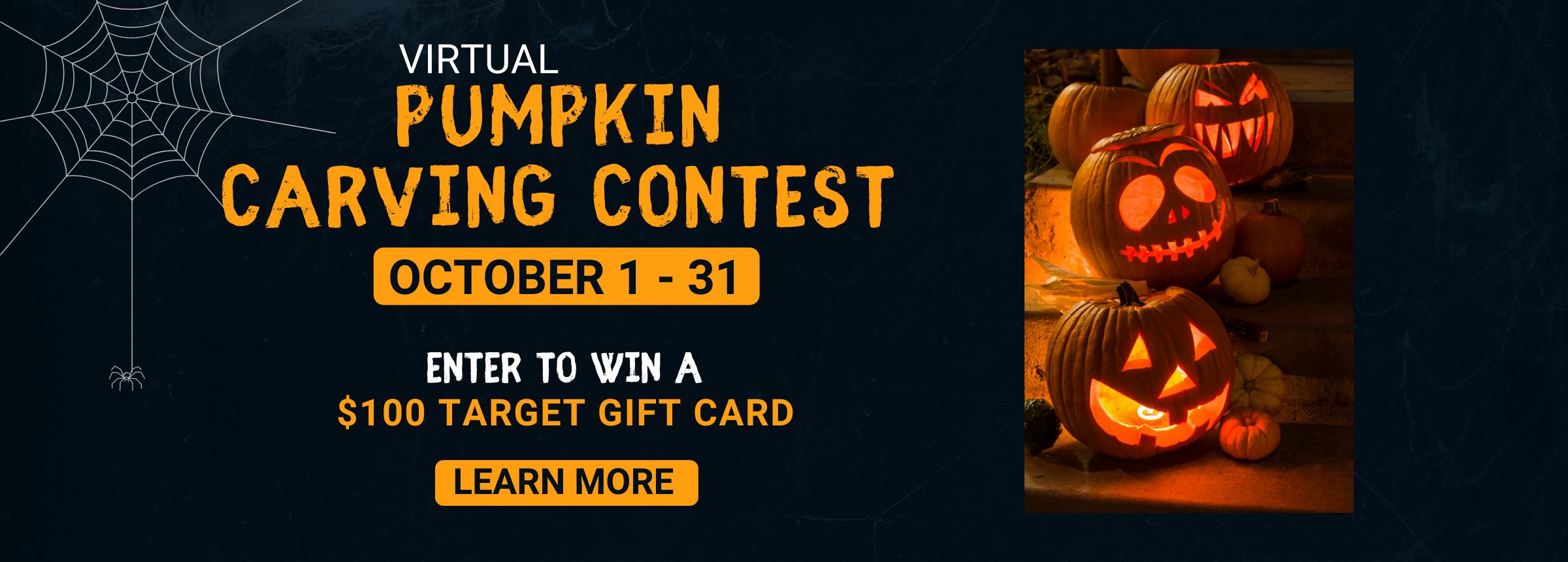 pumpkin carving contest slider